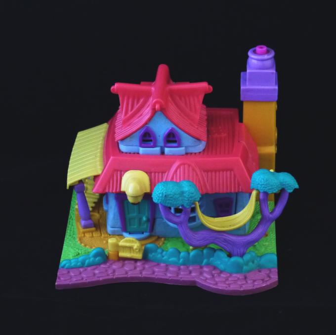 ポーリーポケット ライトアップ キティハウス 1994年 完品