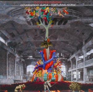 Government Alpha / Torturing Nurse – Countercurrent(CD)