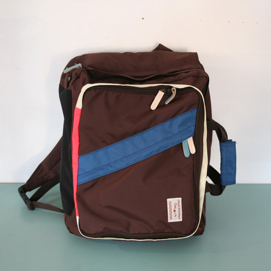 CBB Daily traveller 01 brown