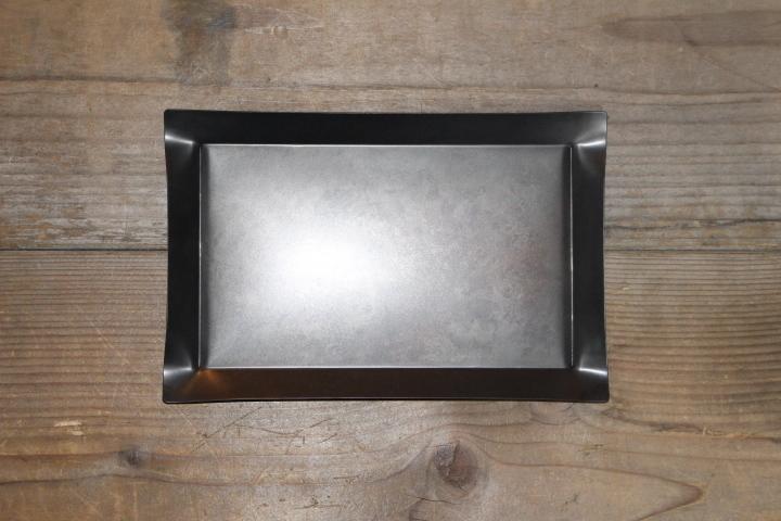 tone / トーン Square tray S(BLACK)