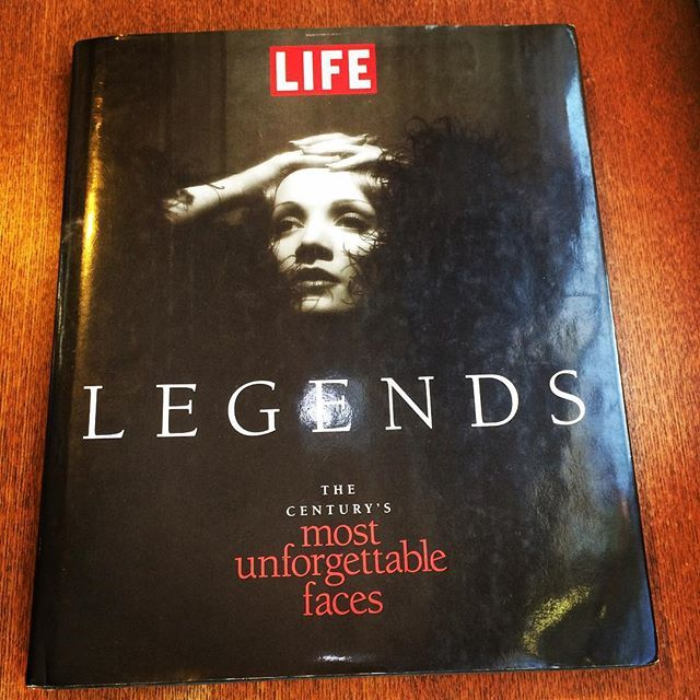 写真集「LIFE Legends: The Century's Most Unforgettable Faces」 - 画像1