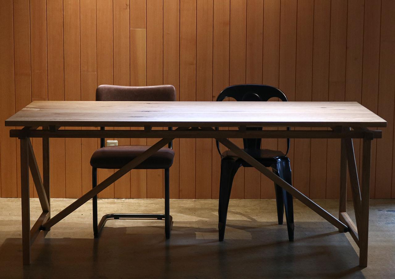 KUMIN DINING TABLE[ 配送地域限定販売 ]