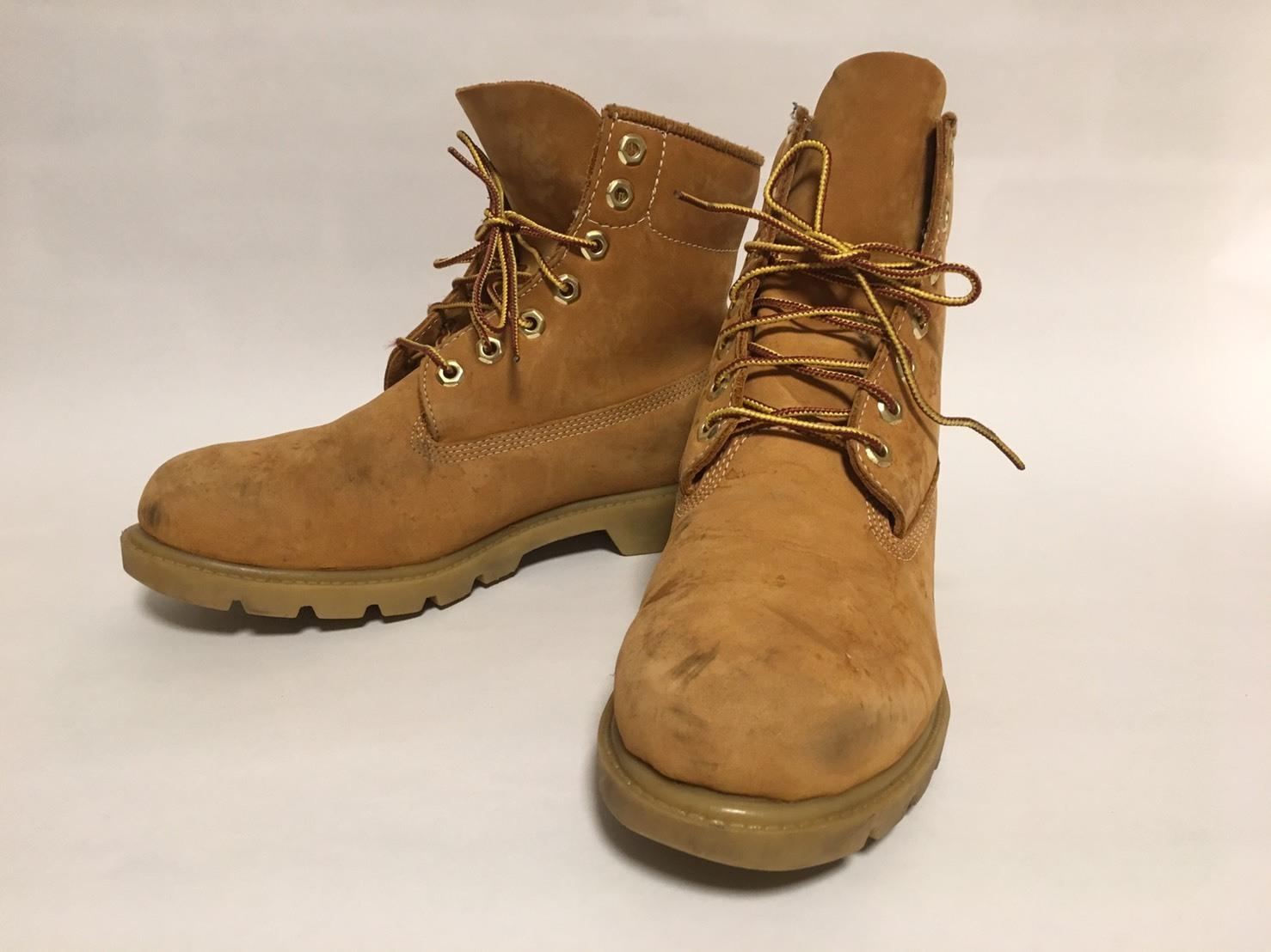 【USED】Timberland/ティンバーランド ブーツ 10066 25.5cm
