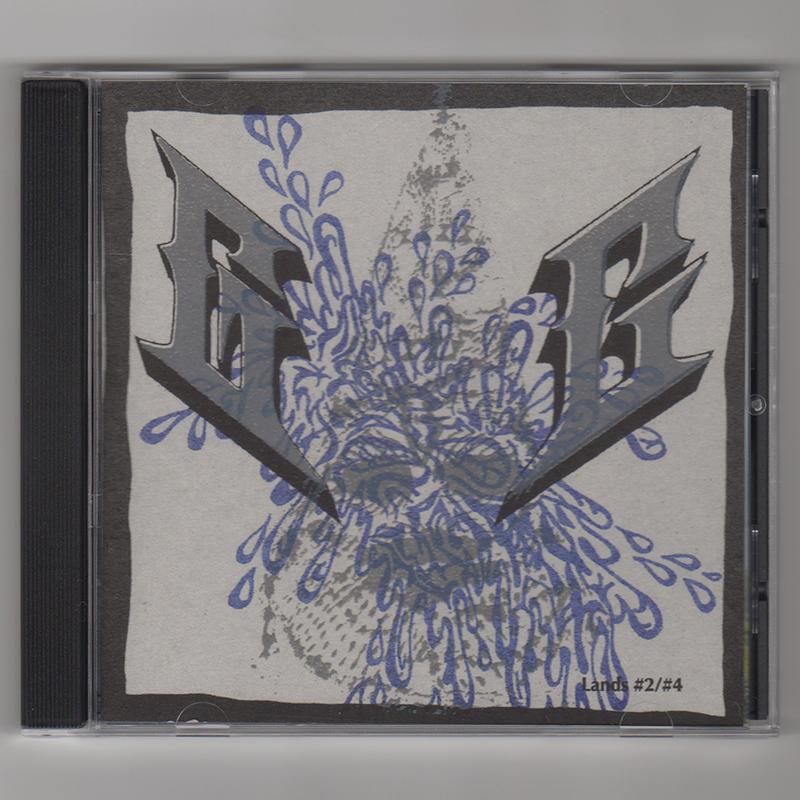 GUILTY C. - Lands #2/#4  CD - 画像1