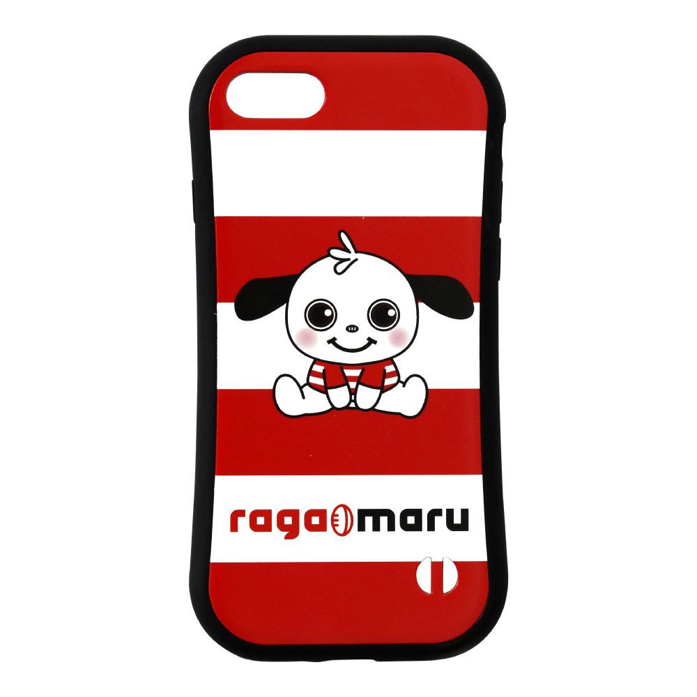 ラガマルくん(お座りポーズ) ラバー型iPhoneケース