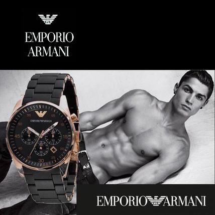 EMPORIO ARMANI(エンポリオアルマーニ) メンズウォッチ AR5905