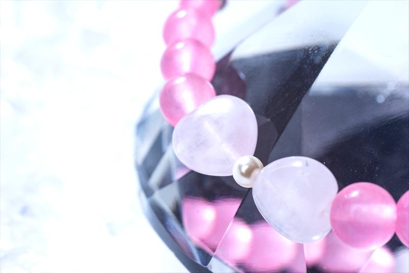 pinky pinky【パワーストーンブレスレット 】 - 画像3