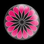ゴーバッジ(ドーム)(CD0244 - FLOWER 11) - 画像1