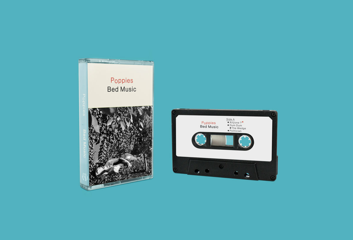 Poppies / Bed Music(Cassette)