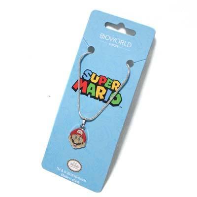 Nintendo スーパーマリオ ネックレス(マリオ)