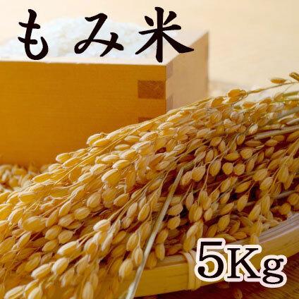 【 籾米 もみごめ 】 5kg <2020年産>