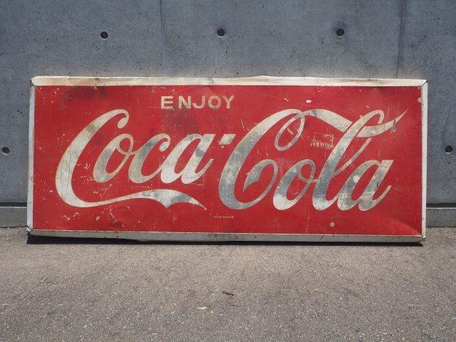 品番0765 コカ・コーラサイン / CoCa Cola Sign