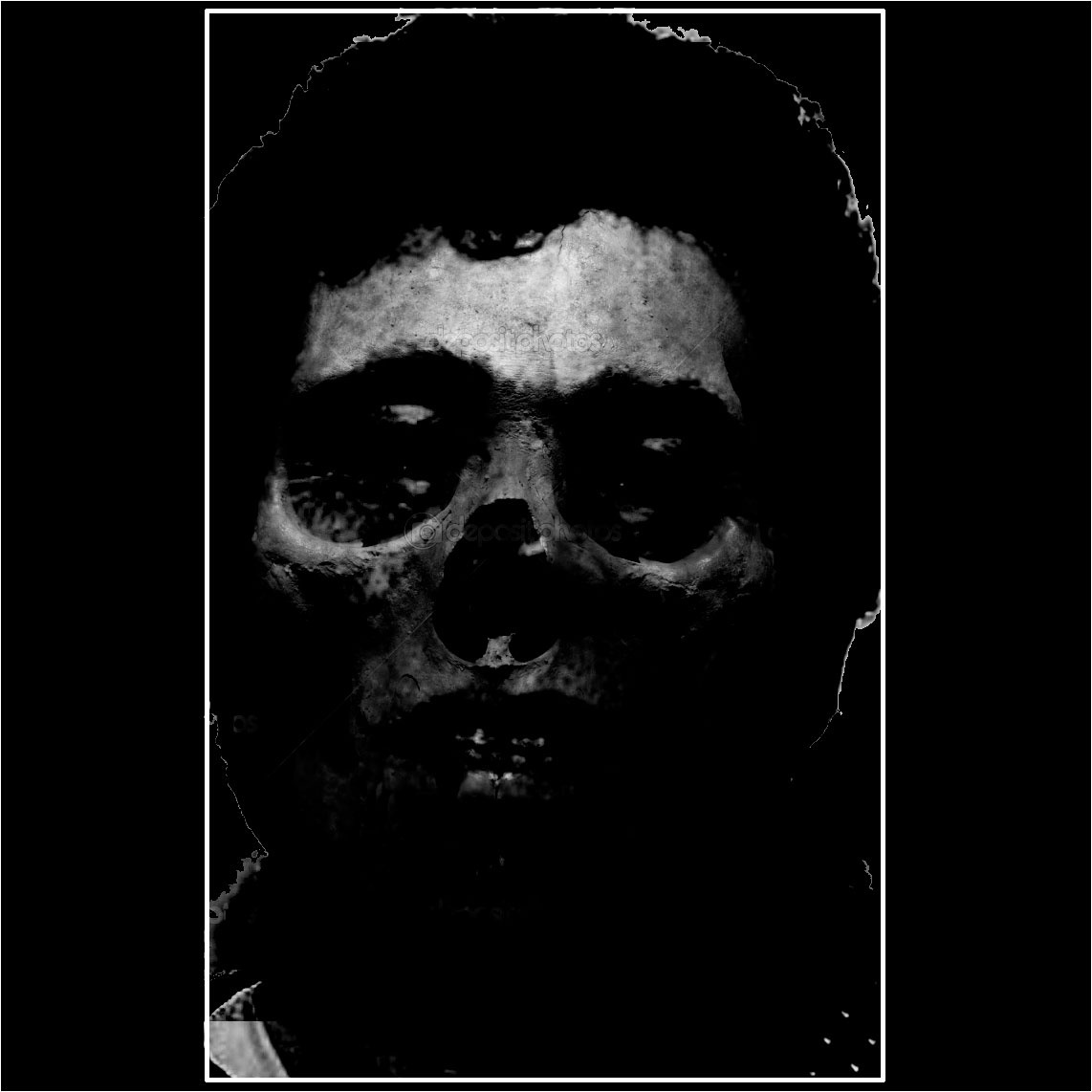 BAGMAN - Welcome To My Fucking Misery   Tape - 画像1