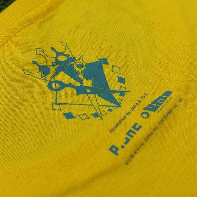 DECO*27「モザイクロール」Tシャツ レディース:デイジー - 画像3