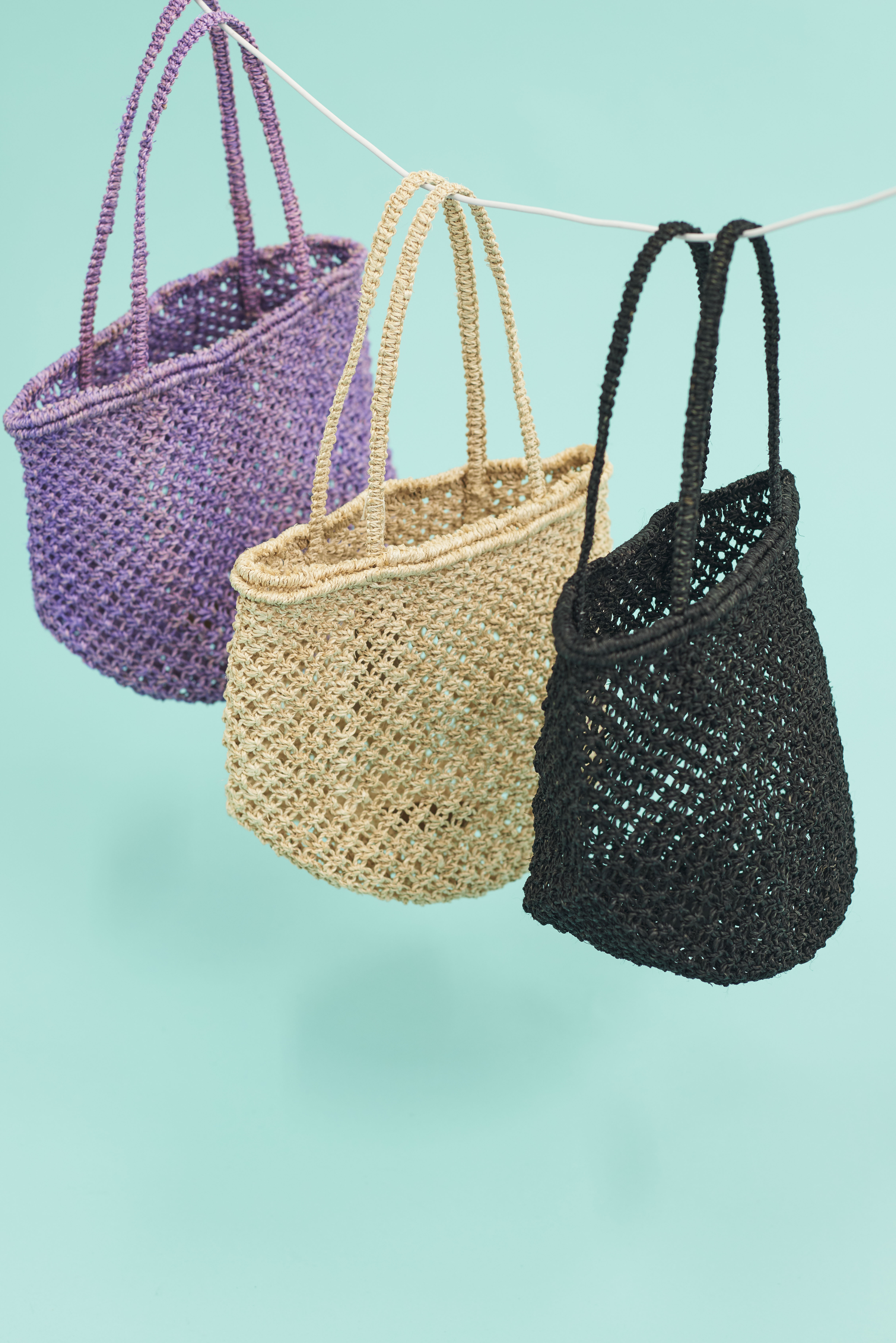 BAGMATI basket bag