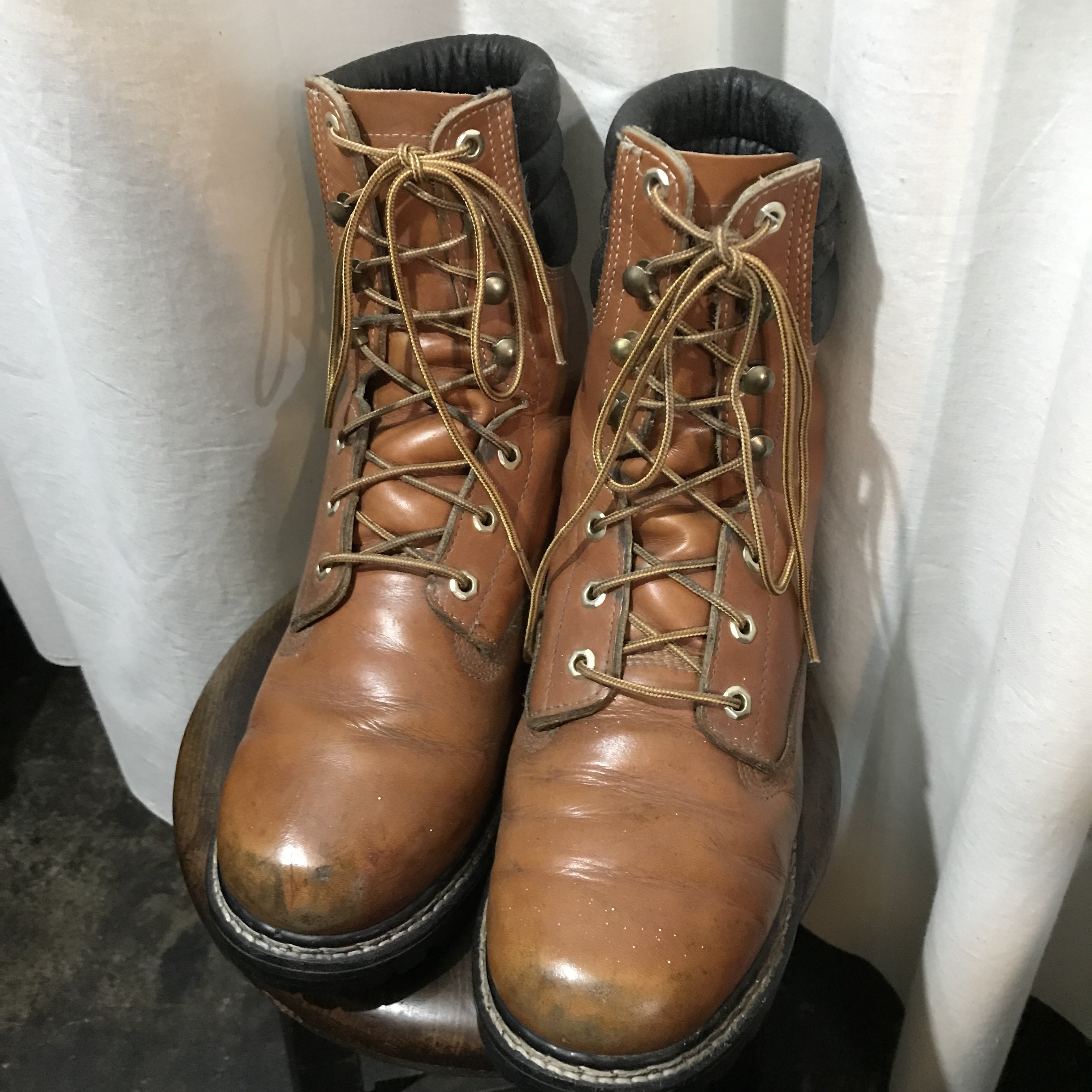 The Great Lakes Boot by Wolverine ウルヴァリン レザーブーツ 27.0cm