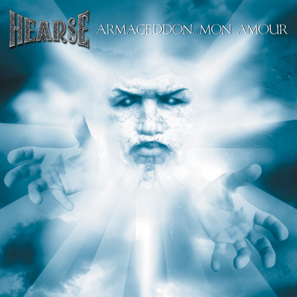 "HEARSE ""Armageddon, Mon Amour""日本盤"