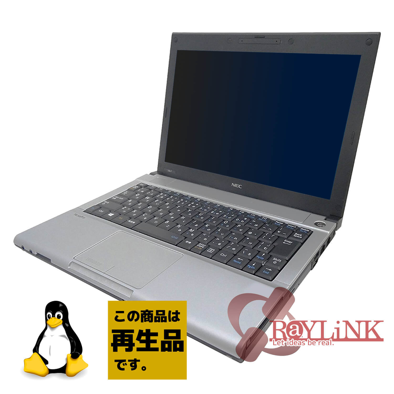 【再生品】NEC / VersaPro VB-F / Linux / Ubuntu / HDD320GB / 4GB / Core i5