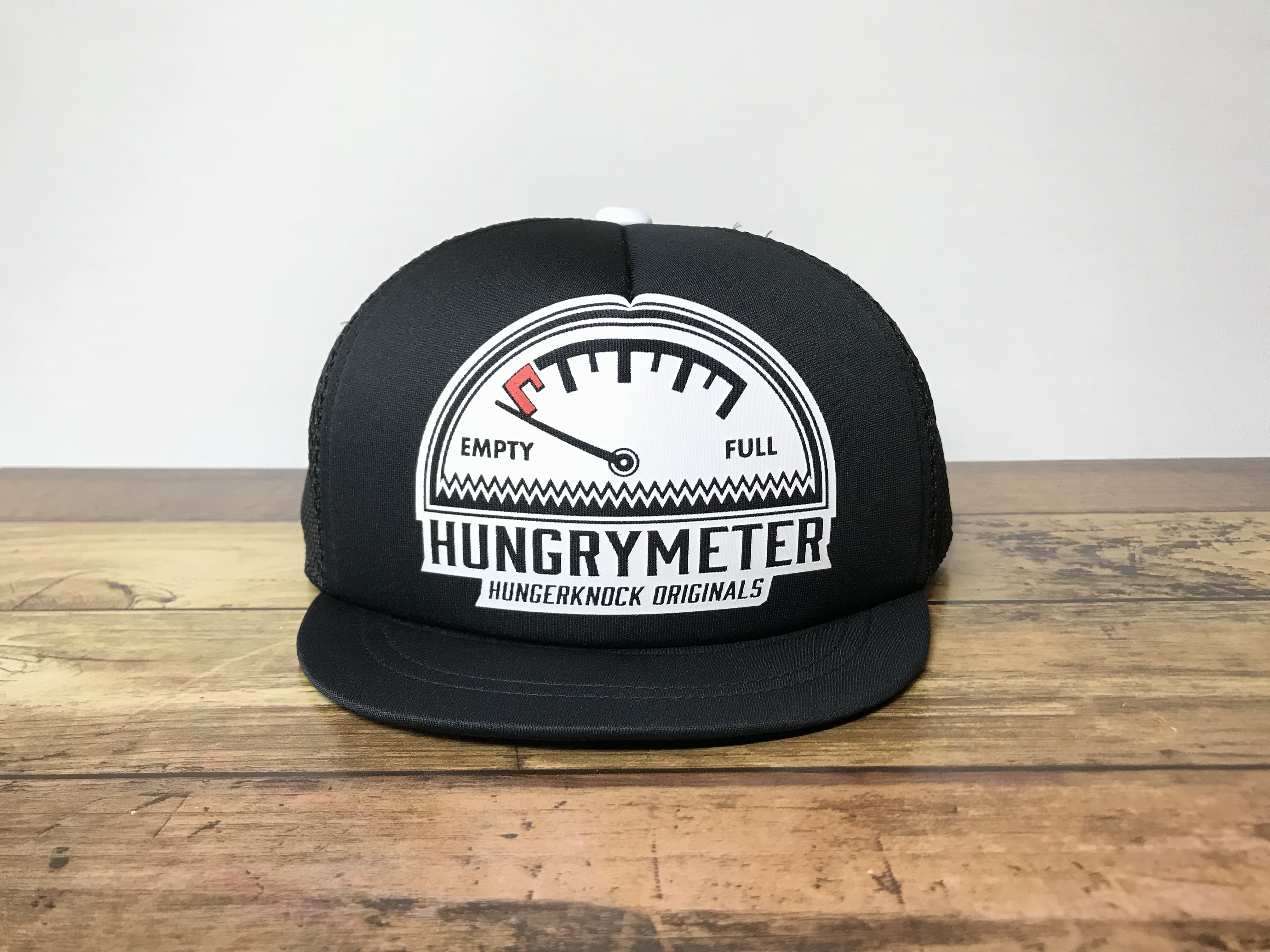 HUNGRYMETER Cap Black