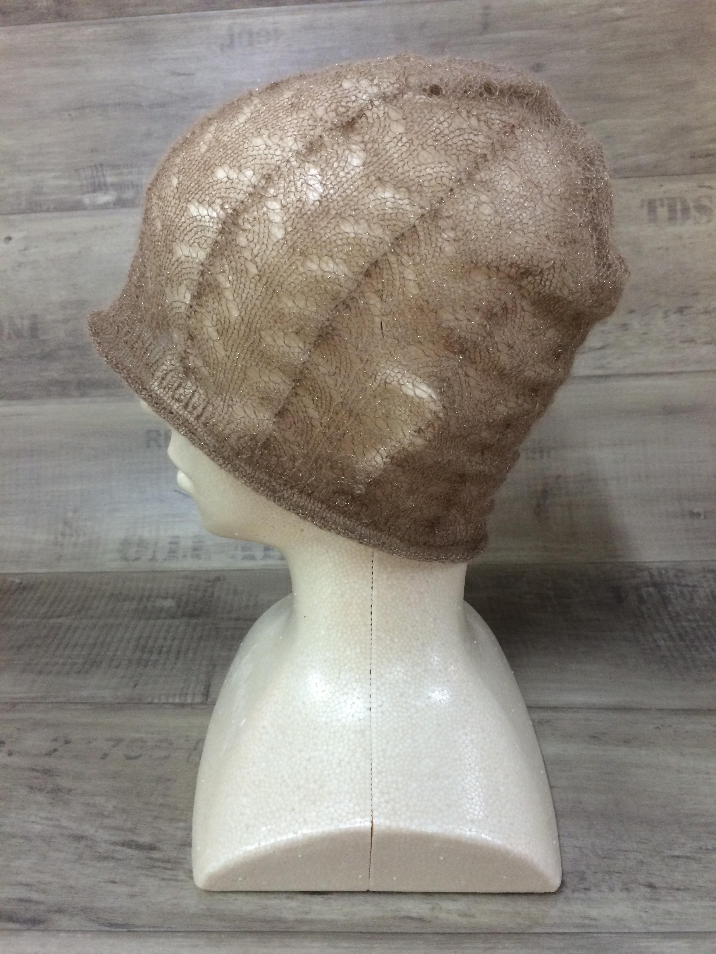 【送料無料】こころが軽くなるニット帽子amuamu|新潟の老舗ニットメーカーが考案した抗がん治療中の脱毛ストレスを軽減する機能性と豊富なデザイン NB-6507|MOCHA - 画像4