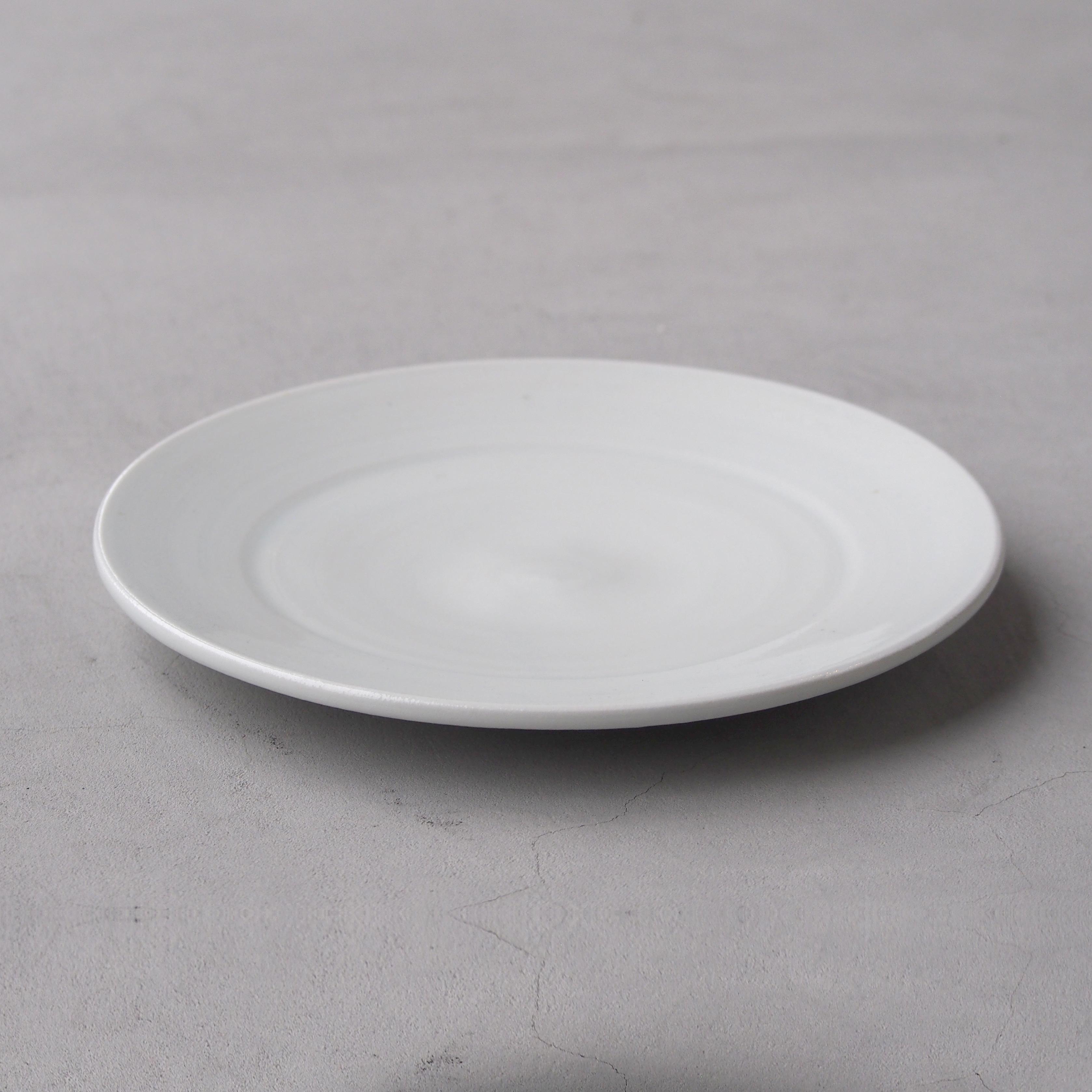 五十嵐元次  7寸皿