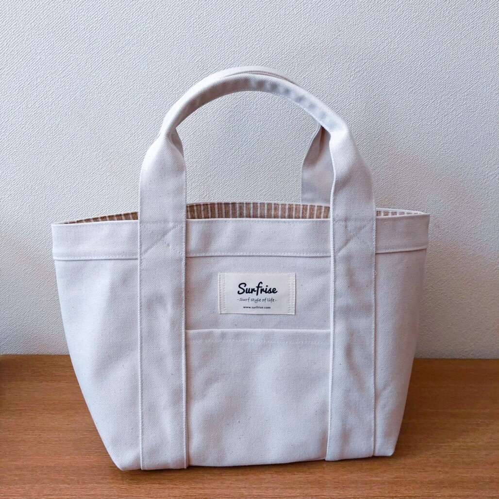 Tote bag S - White4