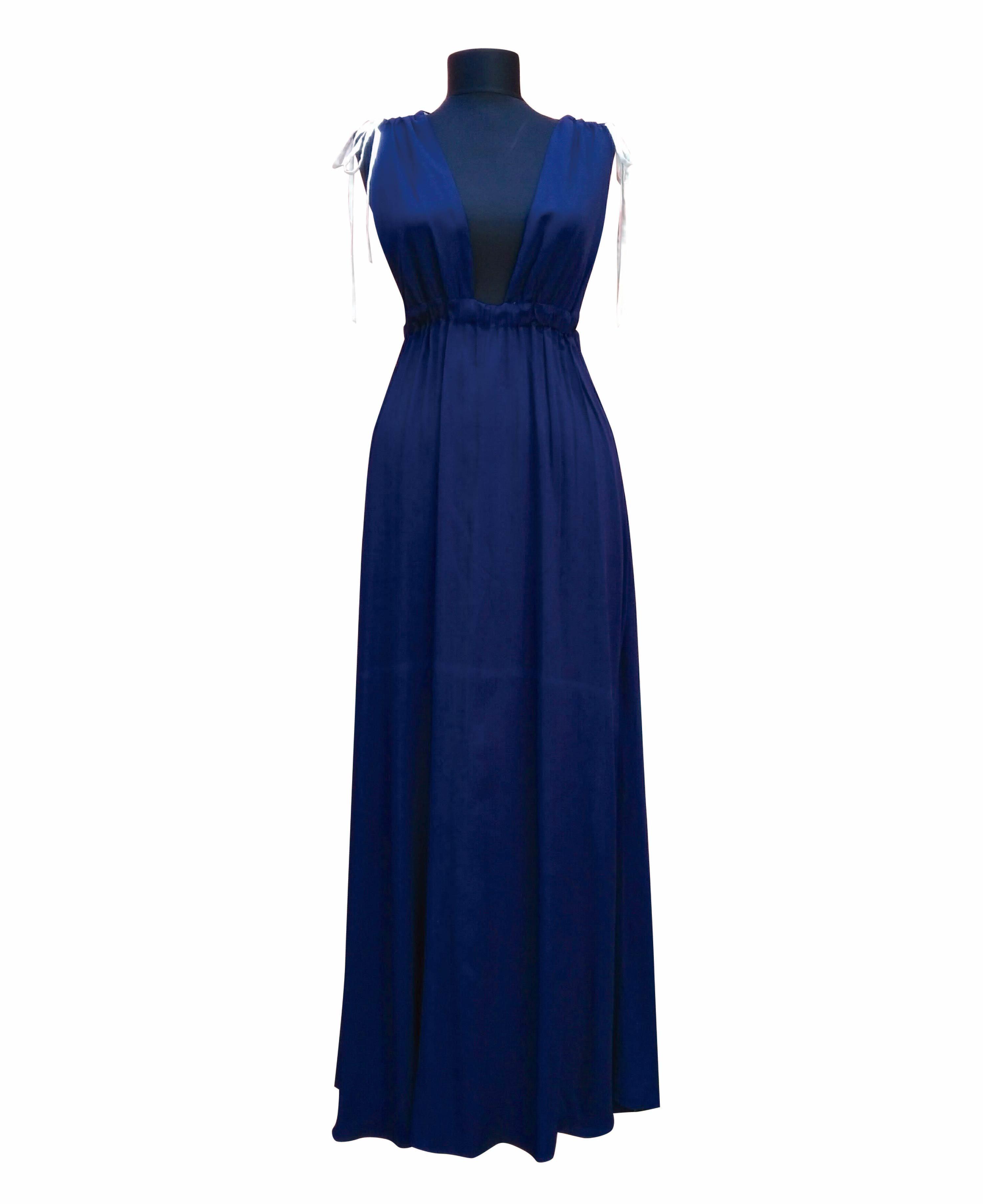 Maxi Night&Resort Dress Marine マキシナイト&リゾートドレス マリン