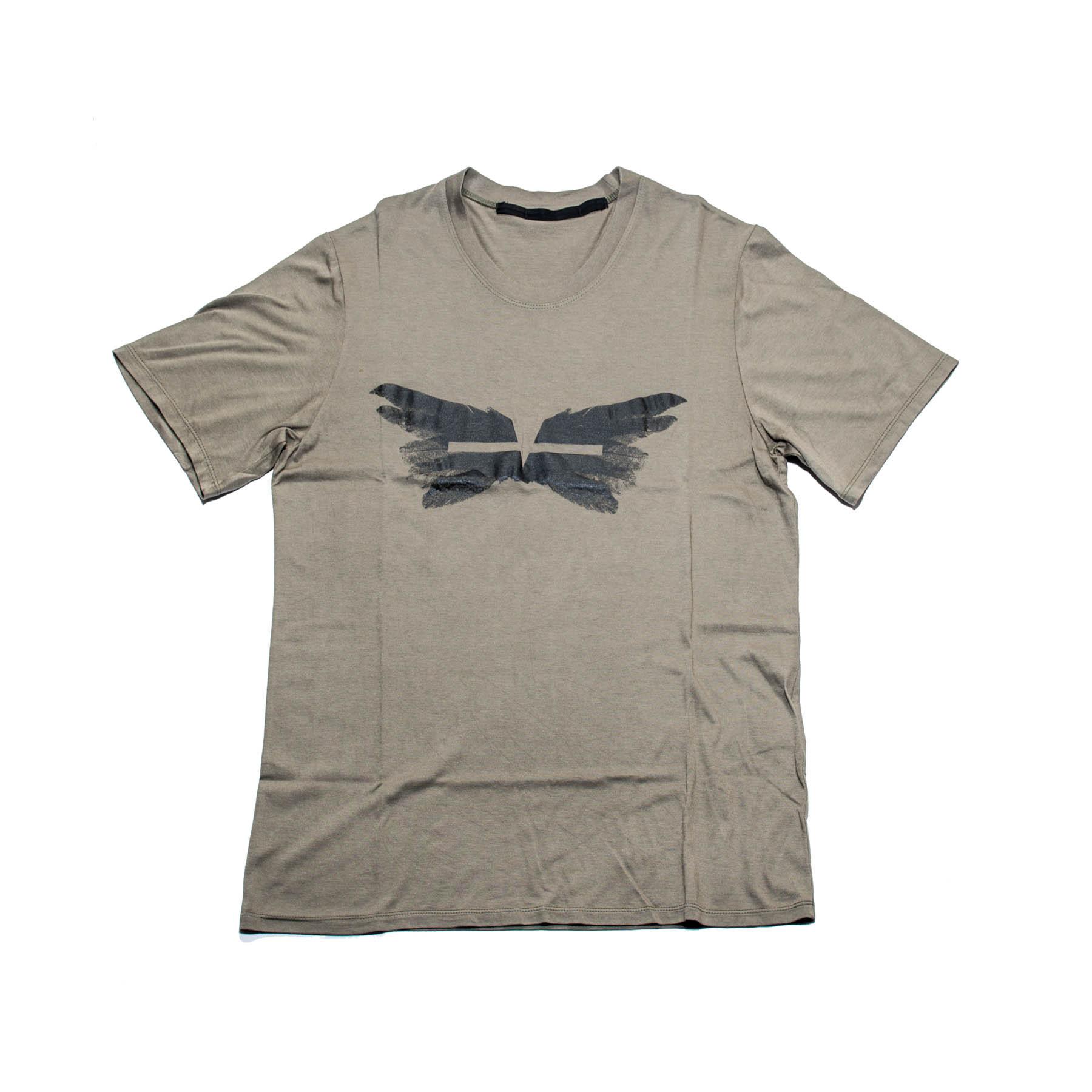 617CPM11-KHAKI / ウイングTシャツ