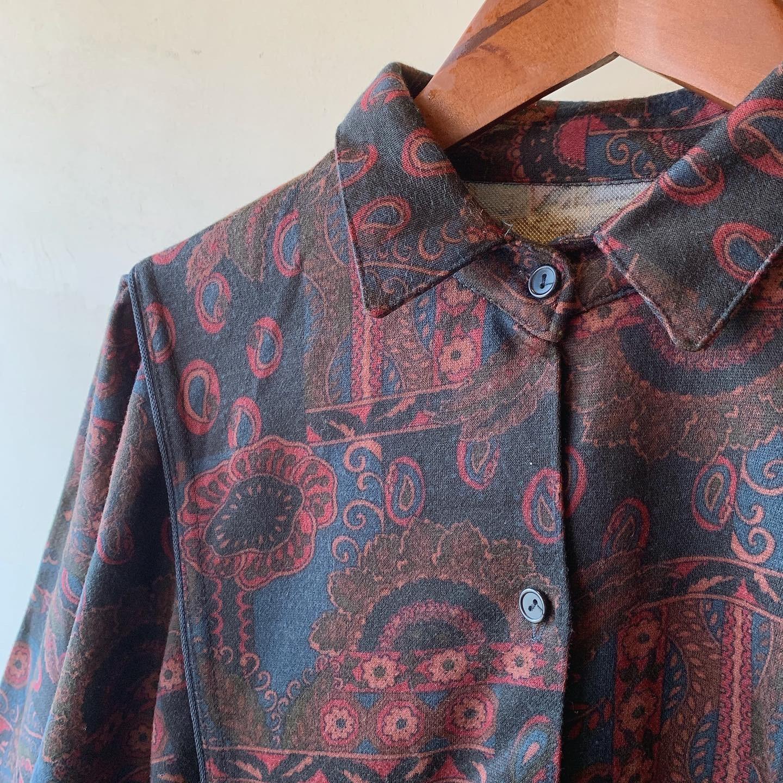 vintage design dolman tops
