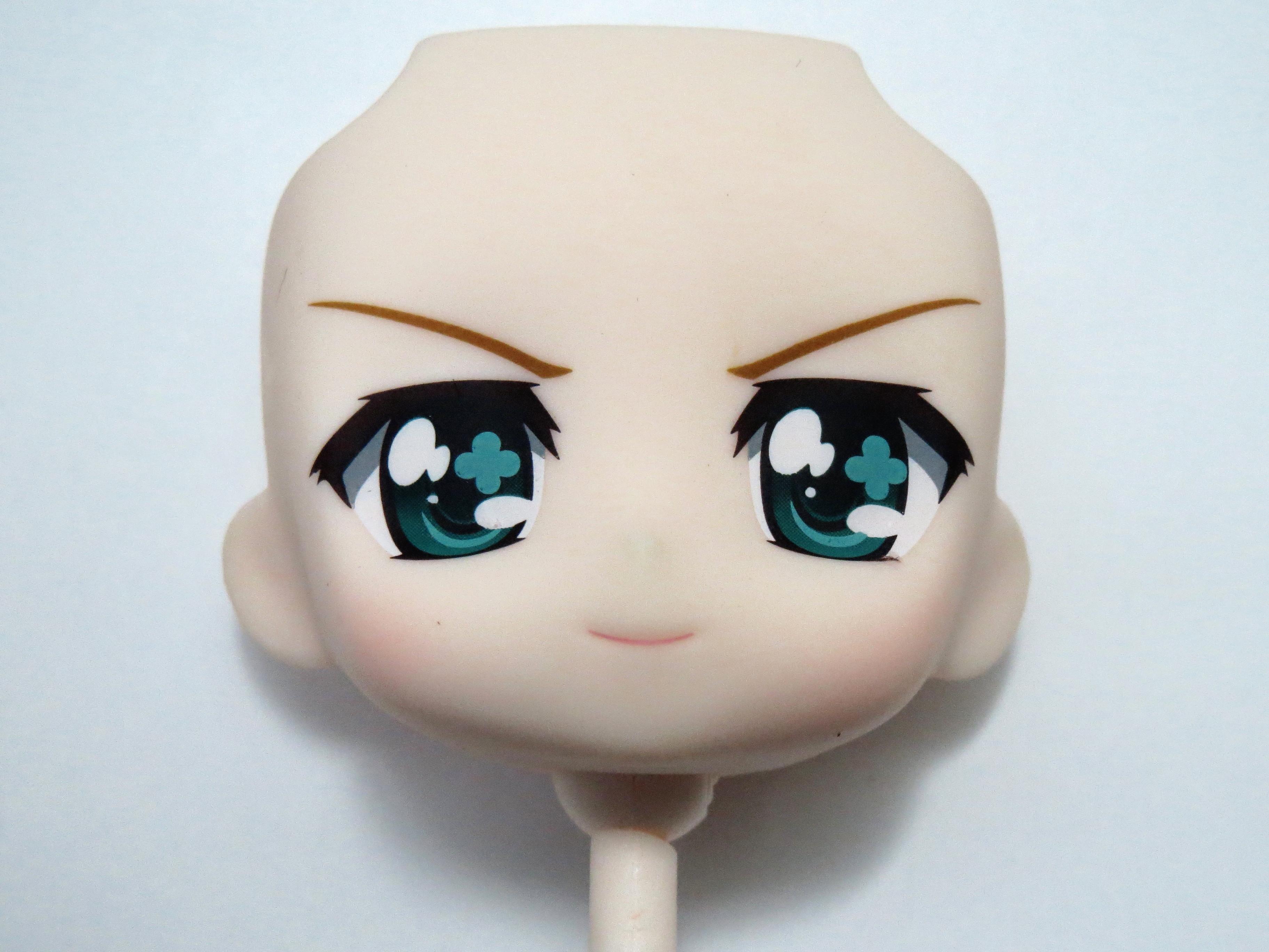 【SALE】【222】 コーデリア・グラウカ 顔パーツ キリリ顔 ねんどろいど