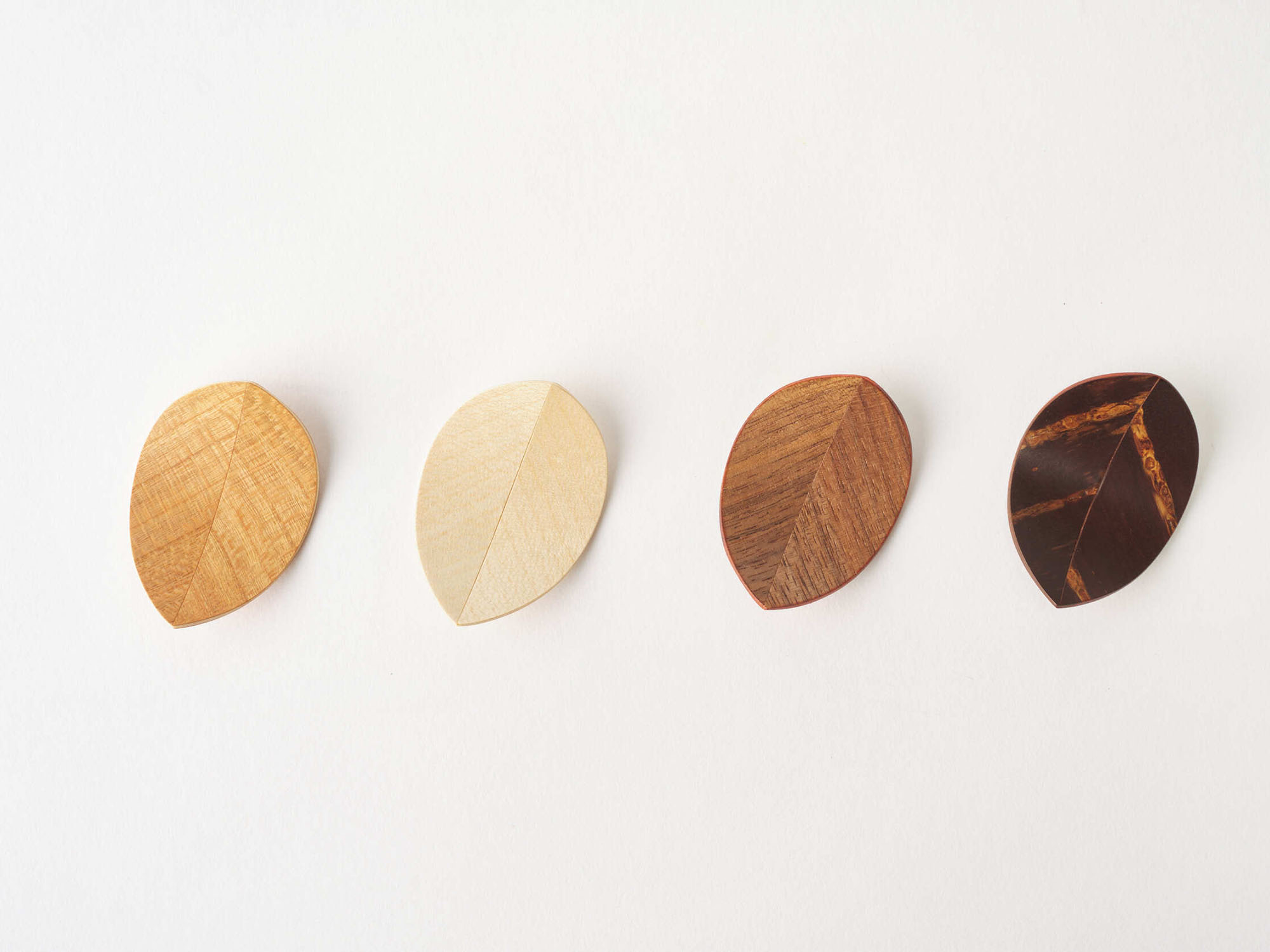 樺細工|葉枝おき