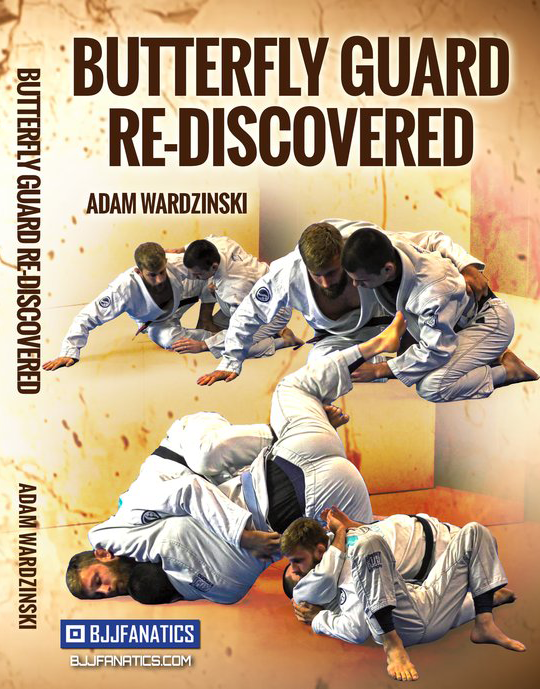 お取り寄せ中です!アダム・ワドジンスキ バタフライガード再発見 DVD4枚セット