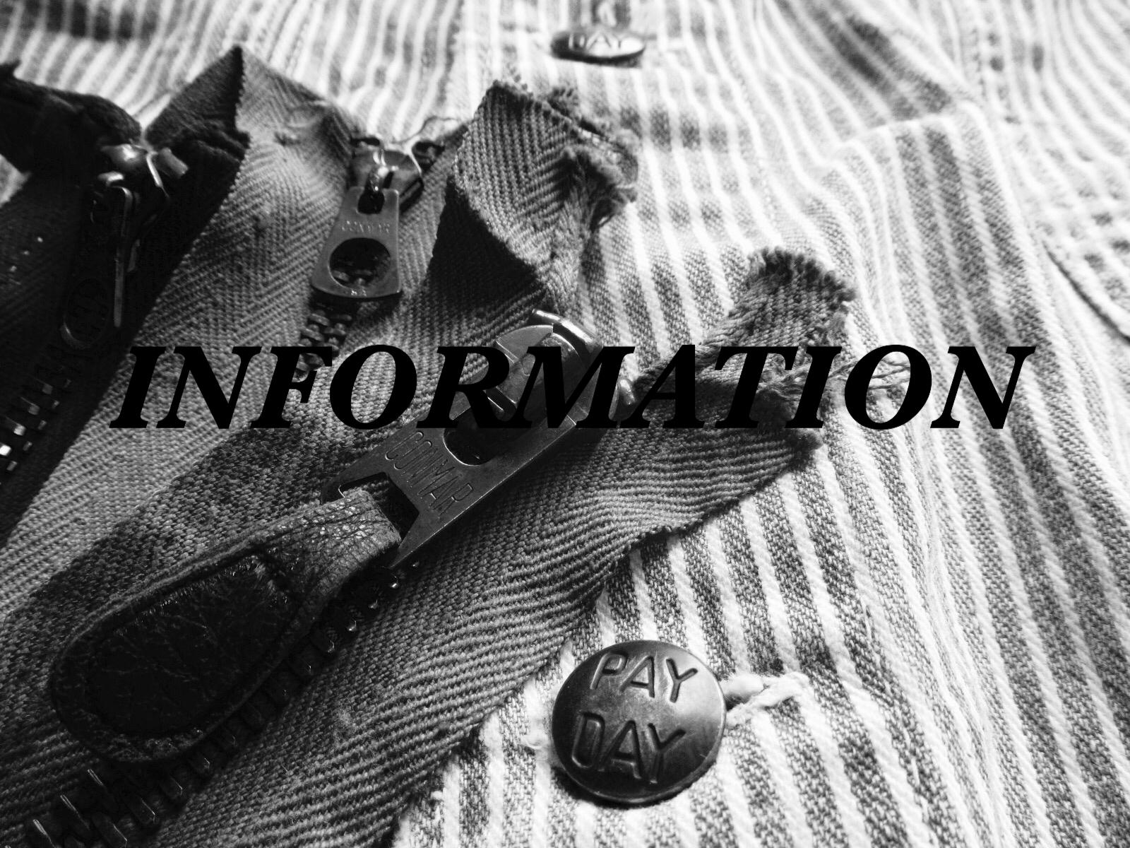 INFORMATION-ご注文の前に-