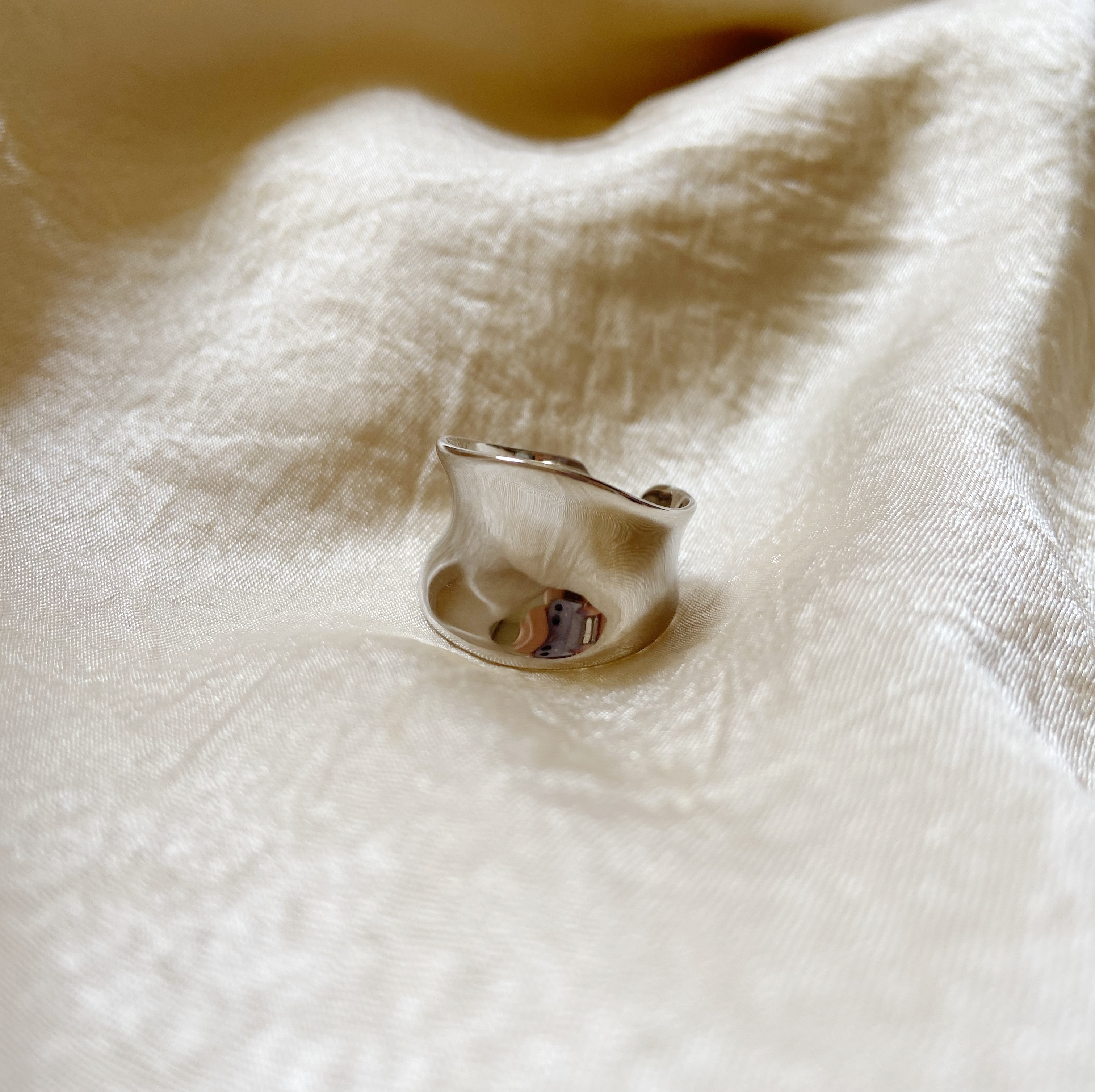 wide plate ring