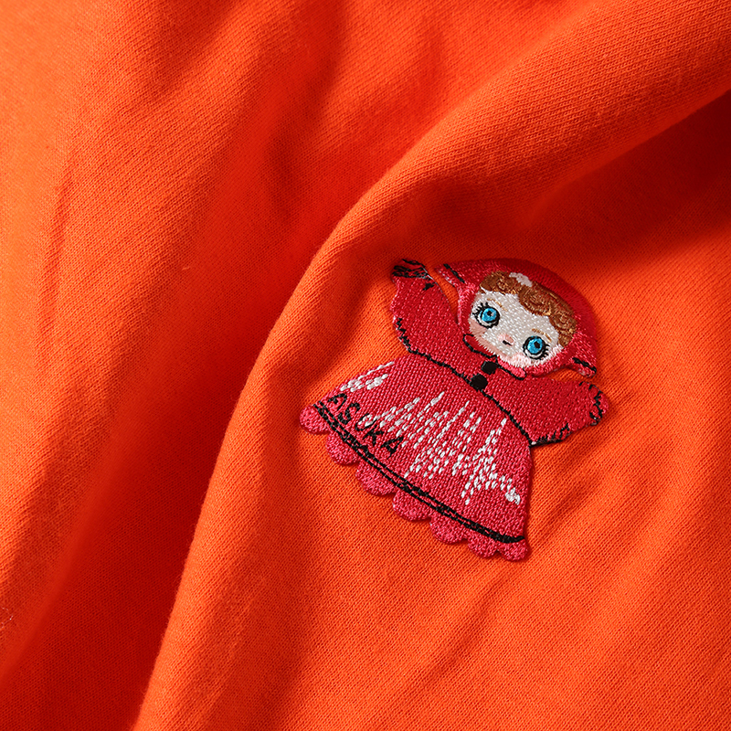 PUPPET Collection BIG T-Shirt (オレンジ) / RADIO EVA