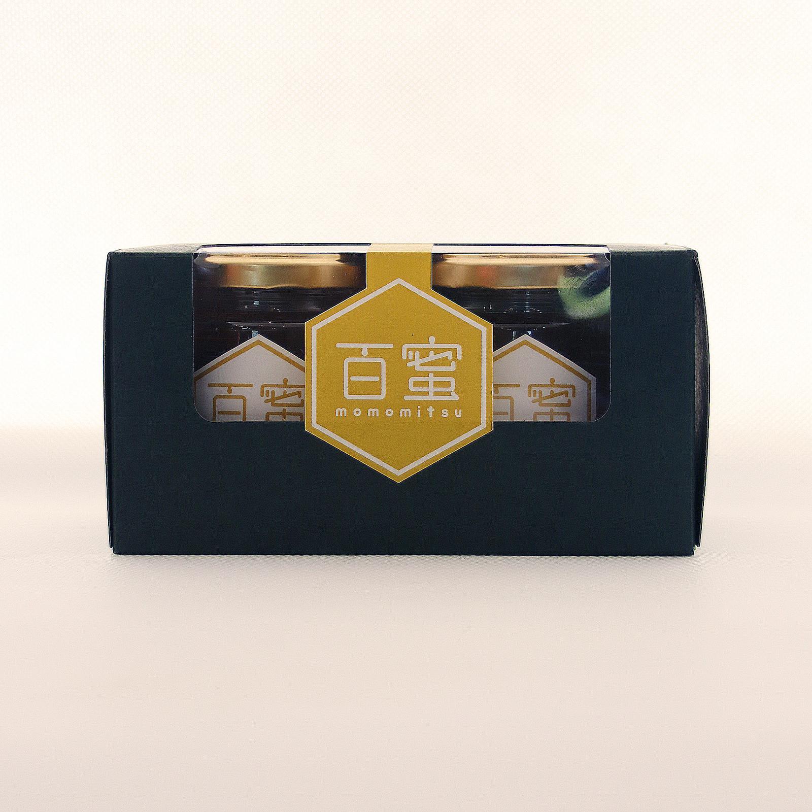 【ギフト】2種の味くらべギフトセット(140g × 2個)