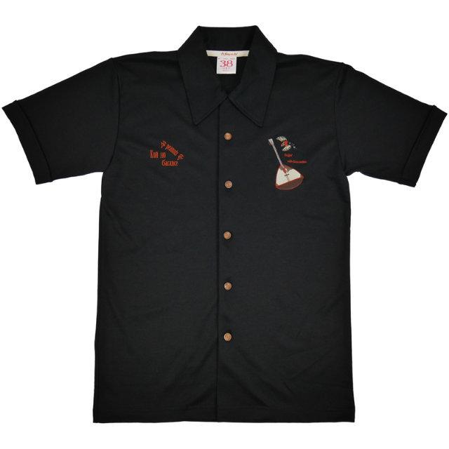 Souvenior Shirts | ビーズ 刺繍 カットソー シャツ ロシア (OR GLORY オアグローリー)