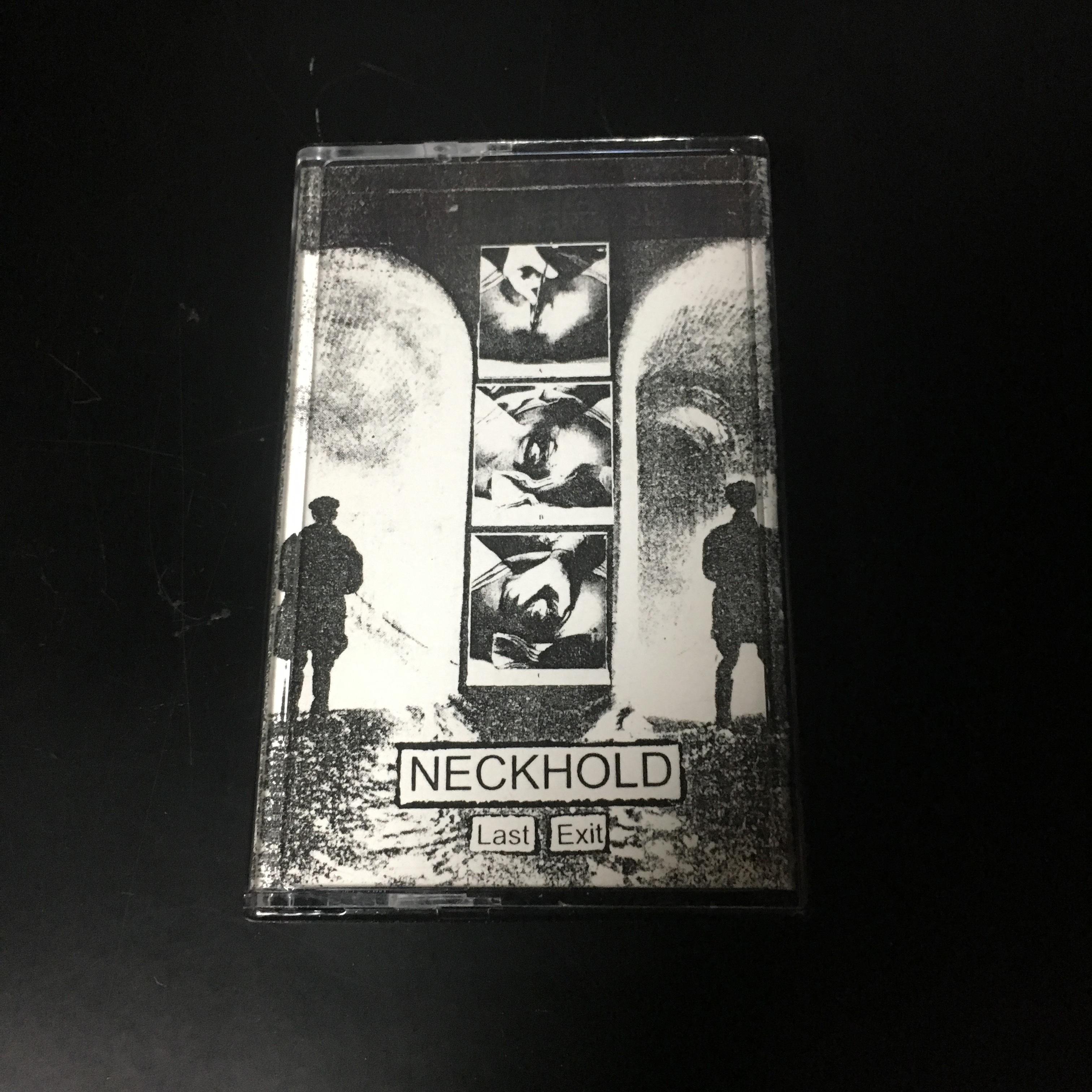 Neckhold – Last Exit(C32)USED