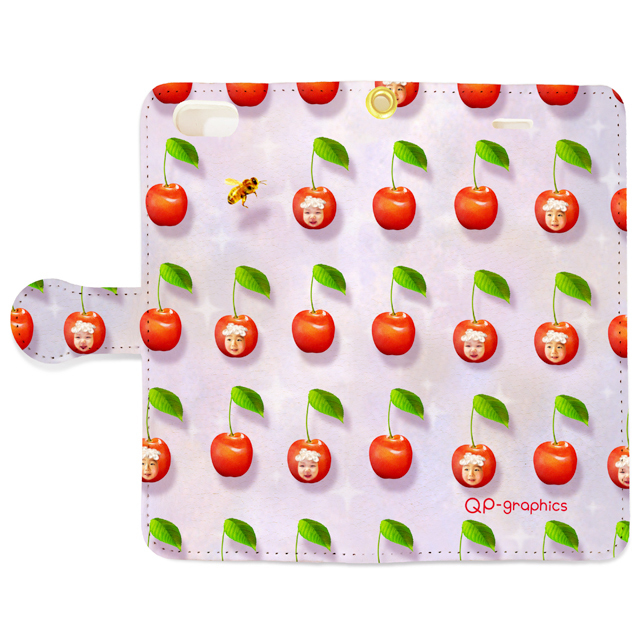 cherry smartphone case