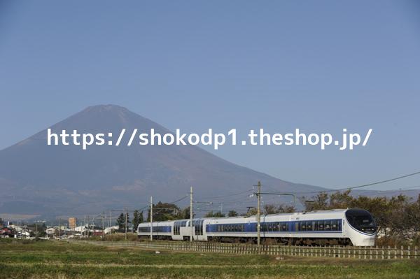 371系と富士山_DSC7866