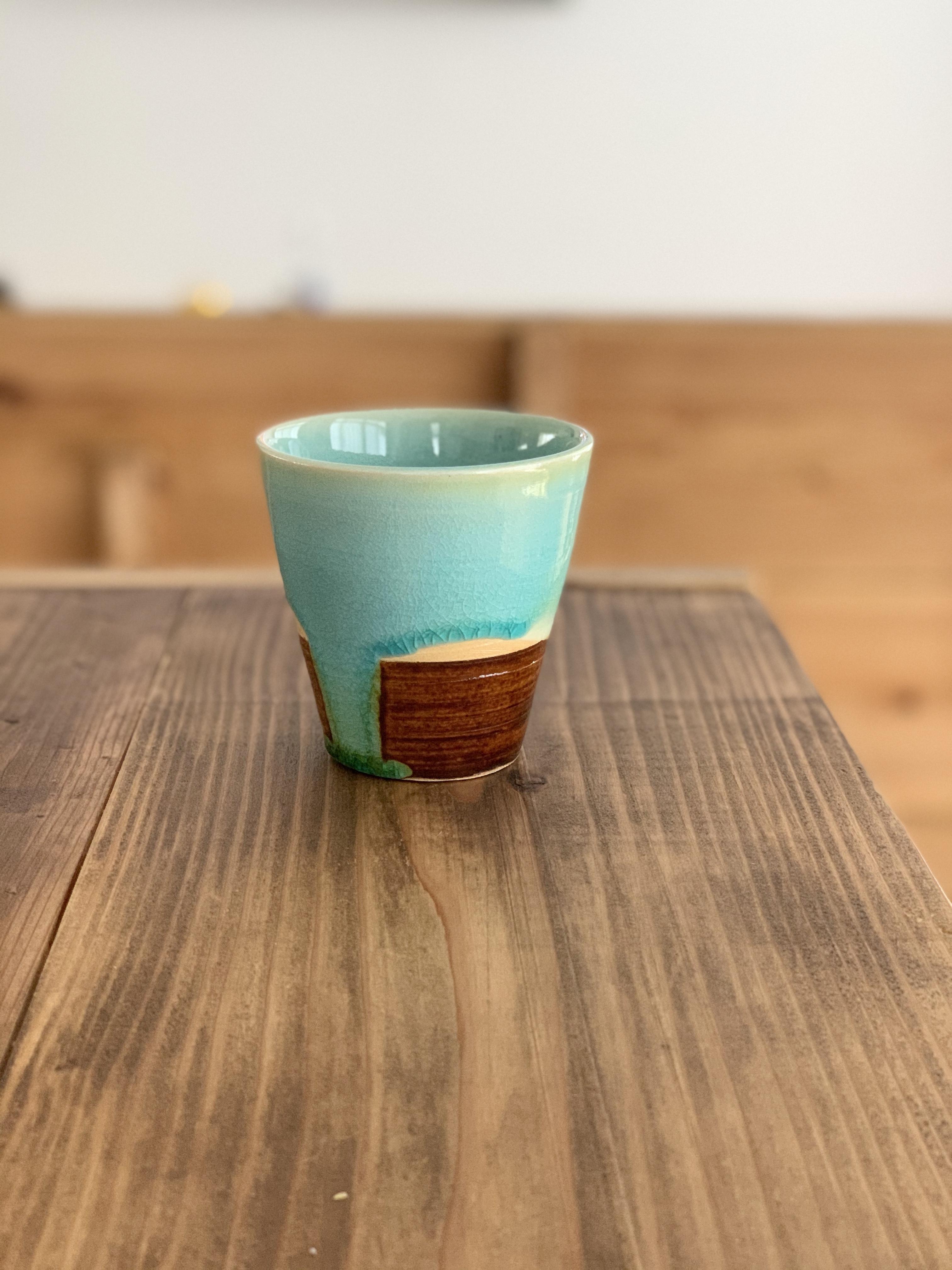 『Al mare アルマーレ』43 Pottery フリーカップ ショート