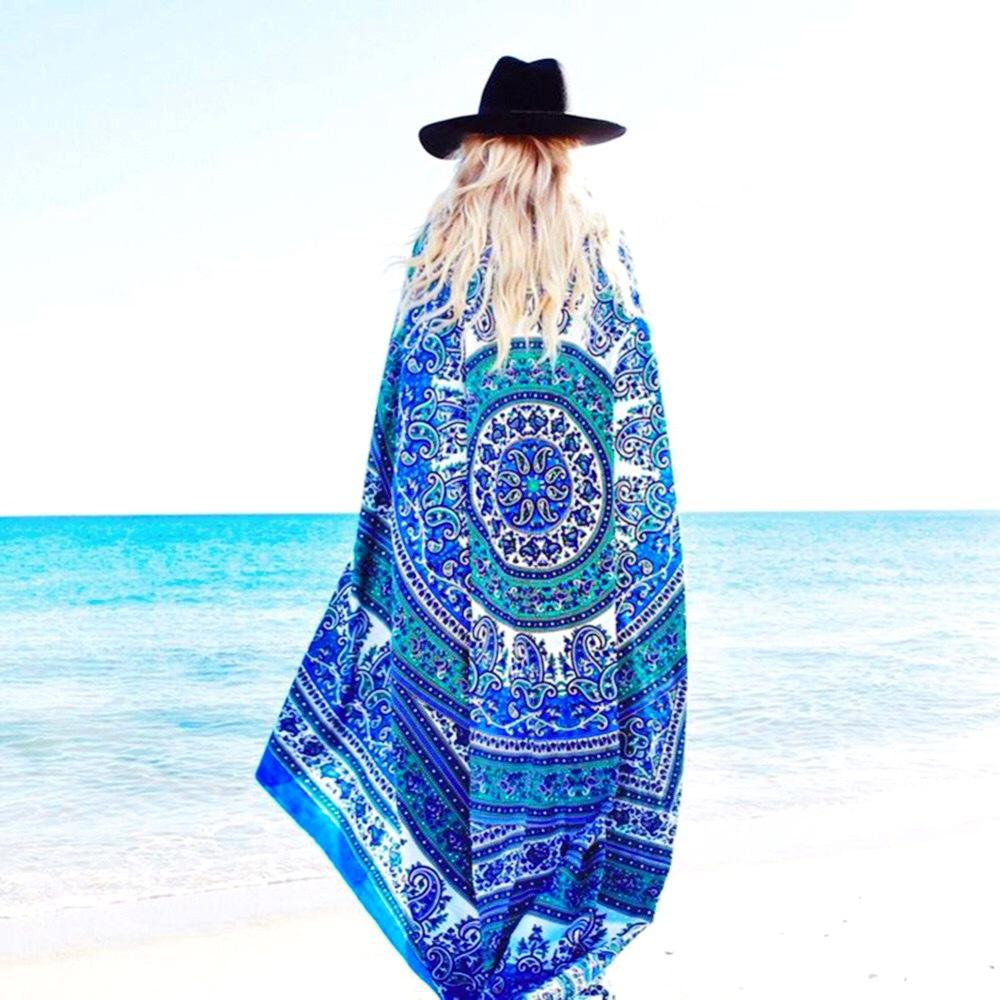 Bohemian beach matte