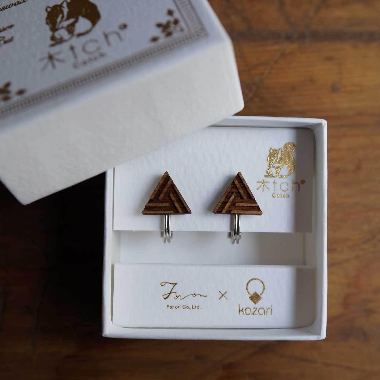 musubi / ムスビ(Pierced Earring)