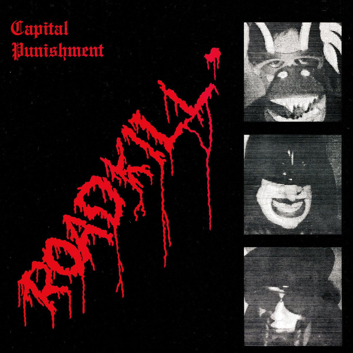 Capital Punishment- Roadkill (LP)