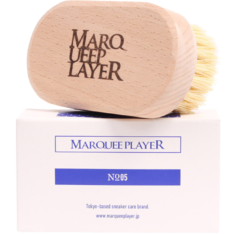 MARQUEE PLAYER (マーキープレイヤー) SNEAKER CLEANING BRUSH NUMBER 5 スニーカーブラシ