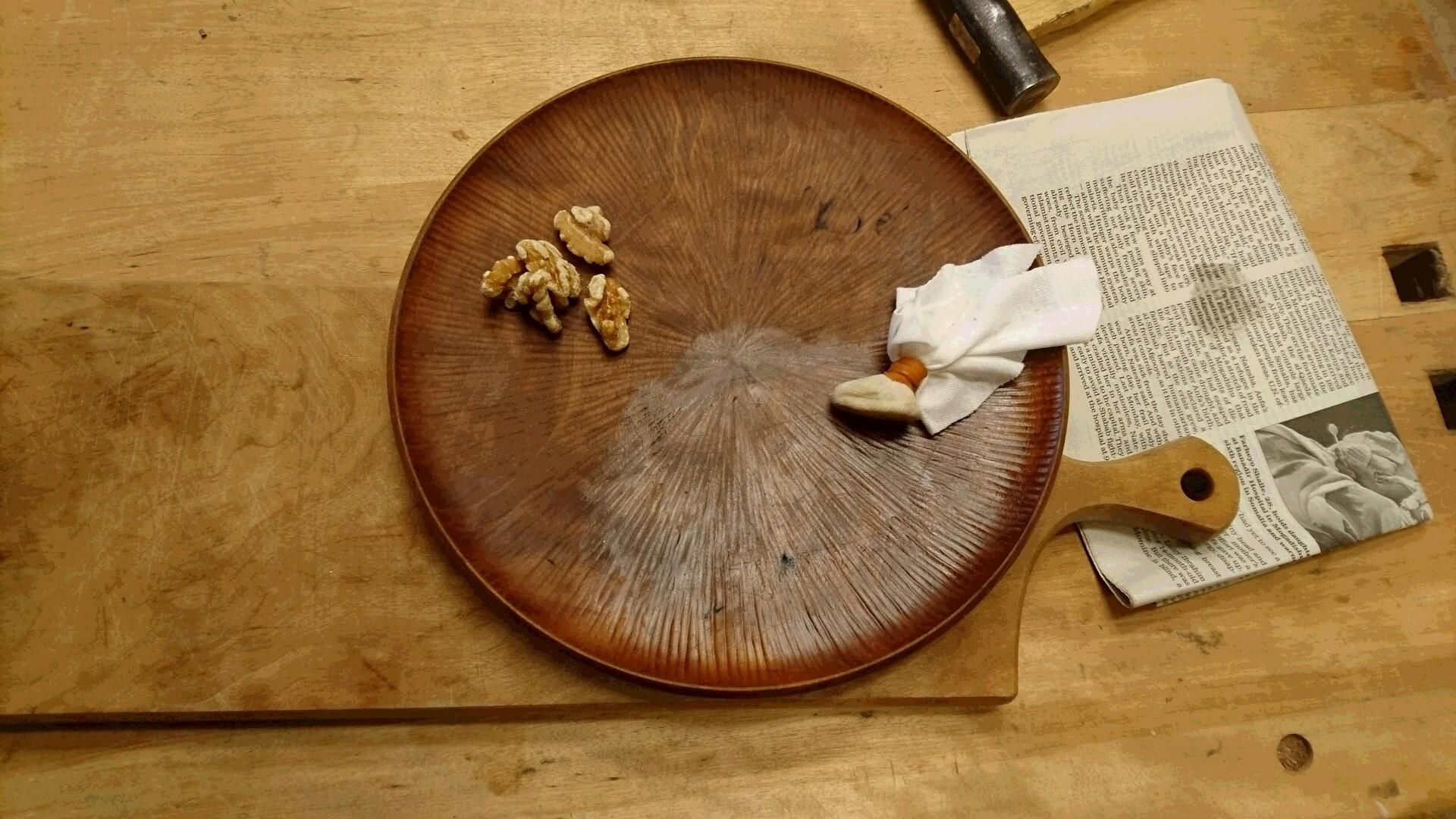 メンテナンス(食器等、口に入れるもの)食用くるみの実60グラム