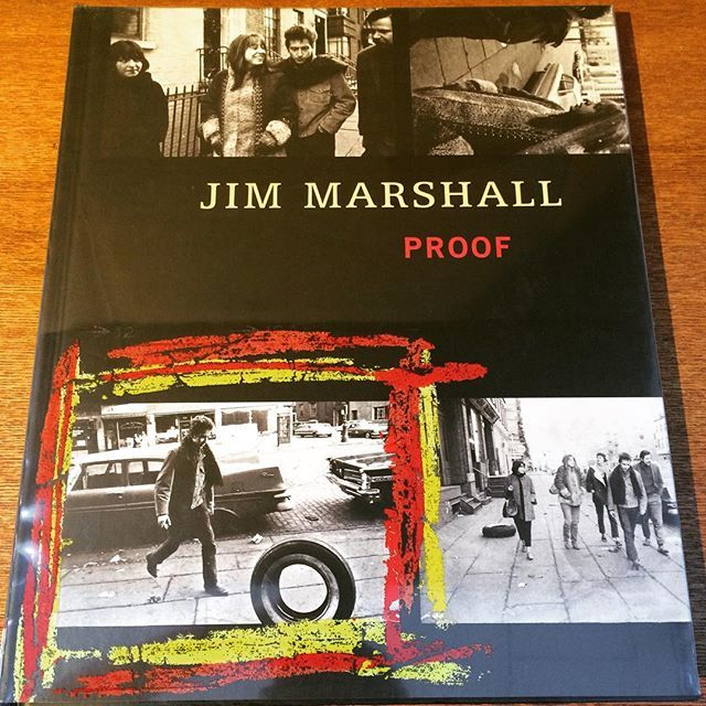 写真集「Proof/Jim Marshall」 - 画像1