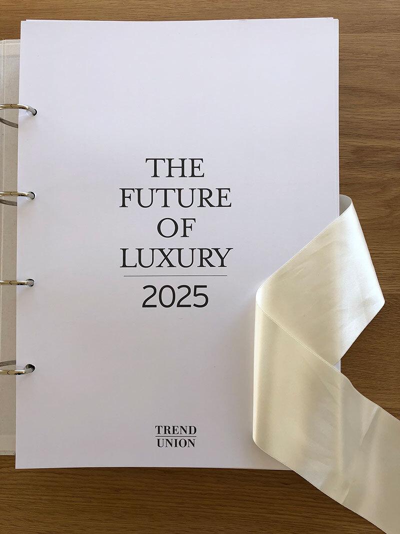 future luxury 2025 オンラインセミナー
