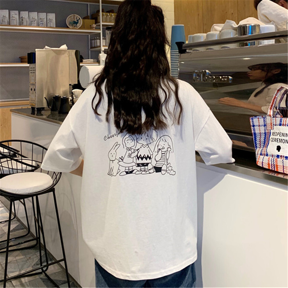 「最安値に挑戦999円」【tops】4色展開 おすすめアルファベットラウンドネック人気Tシャツ26798349