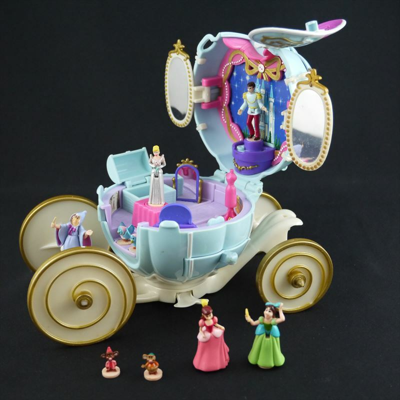 シンデレラ 魔法の馬車